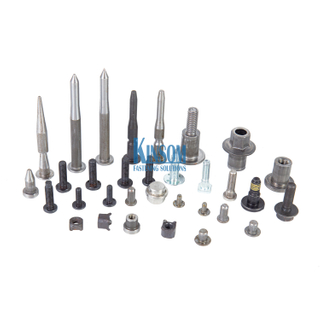 Automotive Accessories Parts Metal Steel screws Fasteners Customized Cold Forging Process