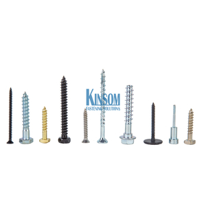 Self Tapping Screws Steel Fasteners Hex Bolts