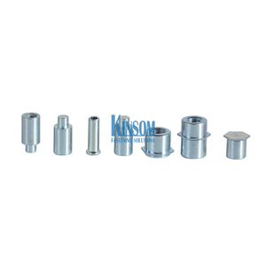 Cnc Machining Precision Rivet Nuts Metal Parts Kinsom Fasteners
